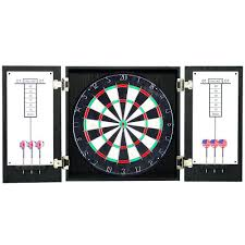 black dart board cabinet hathaway black winchester dartboard and cabinet set bg1044 the