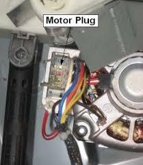 ge front loader washer motor and inverter testing