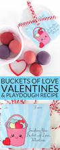 buckets of love free printable valentine cards and homemade