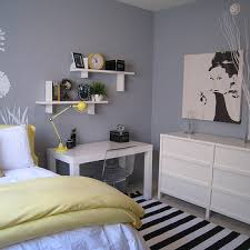 Gray And Yellow Bedroom Designs Yellow And Gray Bedroom Design Ideas