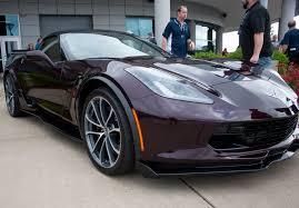 black on black corvette black to be phased out national corvette museum