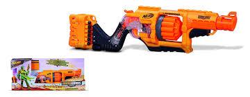nerf car shooter nerf doomlands lawbringer blaster amazon co uk toys u0026 games