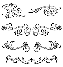 18 simple vector ornaments images free vector ornaments vector