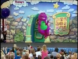 Barney U0027s Backyard Gang Barney by 100 Mr Knickerbocker Why George Washington Bridge Traffic