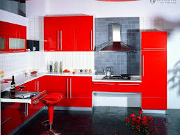 painting kitchen cabinets red wwwtrillfashioncomwp
