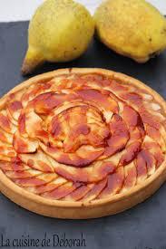 cuisiner des coings tarte pommes et coings tarte pomme coing et tartes