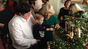 duchess of cornwall invites children to decorate clarence house