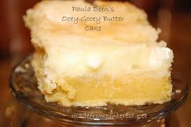 paula deen u0027s ooey gooey butter cake recipe butter cakes paula