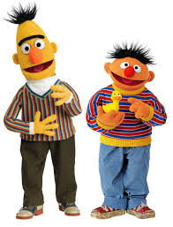 Bert Ernie Halloween Costume Bud Duo Costumes Halloween Costumes Blog