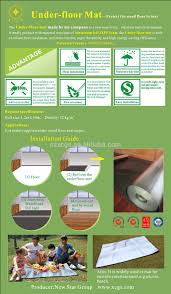 Insulated Laminate Flooring Soundproof Insulation Laminate Flooring Underlayment Buy