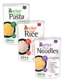 konjac cuisine premium carb free wheat free pasta rice noodles better than foods