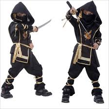 Halloween Costumes Kids Cheap Halloween Ninja Costumes Boys Aliexpress