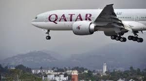 Minyak Qatar penerbangan dan harga minyak terganggu dalam kasus qatar