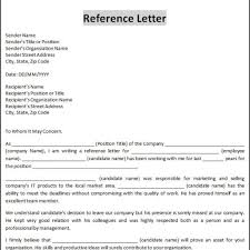reference letter word template choice image letter format examples