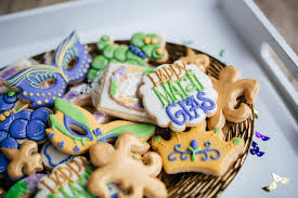 mardi gras cookies 6 things you need to throw the mardi gras party haute