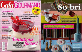 gourmand magazine cuisine prisma arrête la presse culinaire resonews
