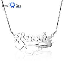 best name necklace 8 best name necklace images on name necklace names