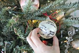 diy memory ornament