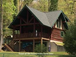 lake side log cabin cozy quite brevard ashe vrbo