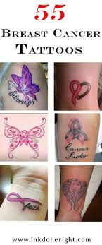 cancer butterfly tattoos designs cancer this shaped