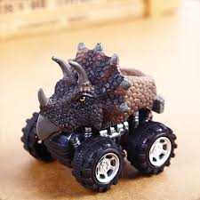 kid play car creative mini dinosaur vehicle wind up toy 2017 educational play
