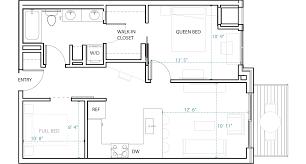Floor Plan 2d Plan I Solhavn