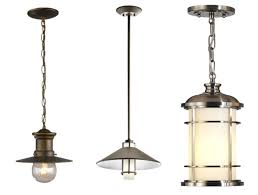Outdoor Pendant Lighting Rustic Outdoor Pendant Lighting With Track Bronze Advice For Your