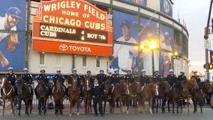 Chicago Police Crime Map by The Mounted Unit U2013 A Day At A National League Division Series Game