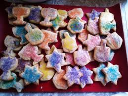hanukkah cookies traditional hanukkah sugar cookies recipe amen v amen