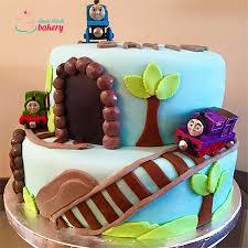 thomas train cake great hands bakery