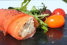 cuisiner les asperges blanches buisson estival d asperges blanches et saumon fumé