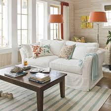 Beach Home Decorating Southern Living - Beach style decorating living room