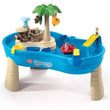 Toddler Water Table Step2 Tropical Island Resort Outdoor Water Table Kid U0027s