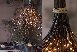 Branches With Lights 30 Creative Diy Ideas For Rustic Tree Branch Chandeliers Amazing