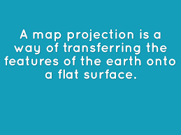 What Is A Map Projection Map Projections Mayhem By Ashley