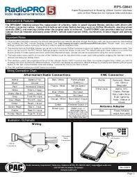 radio pro 5 rp5 gm11 wiring diagram wiring diagrams wiring diagrams