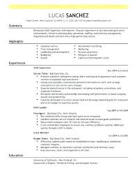 resume exles for restaurant resume exles for restaurant inspiring design ideas resume for