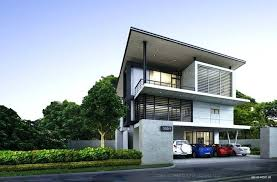 two story home designs modern 2 storey house design exle modern house designs two