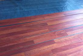 padding underlayment for laminate floors