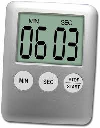 minuteur cuisine ectronique minuteur de cuisine électronique 100 min meilleurduchef com