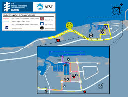 Map Cozumel Mexico by Course Maps Itu World Triathlon Grand Final Cozumel 2016