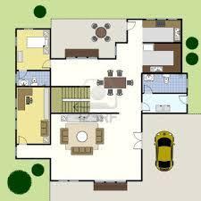 House Design Ideas Floor Plans 3d Simple House Design With Floor Plan 3d Furniture Mommyessence Com