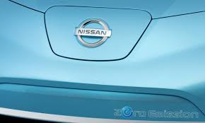 nissan leaf battery capacity nissan leaf affordable all electric hatch goes on sale in 2010