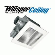 Panasonic Whisper Bathroom Fan Panasonic Bath Fans Bathroom Exhaust The Home Depot With Regard To