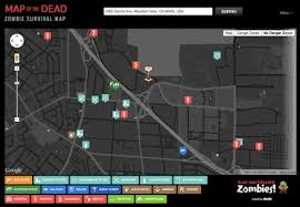 map of the dead geo developers map of the week map of the dead