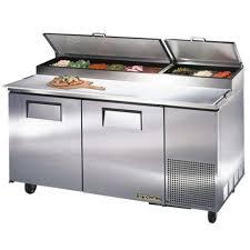 Pizza Prep Tables Russell Hendrix Foodservice Equipment True U0026 174 Pizza Prep