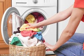 do you leave wet clothes in the washing machine overnight daily