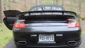 2008 porsche 911 turbo cabriolet 2008 porsche 911 turbo cabriolet for sale near fairfax station