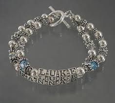 mothers bracelets with birthstones mothers bracelets grandmother bracelets bracelets custom