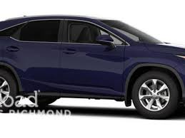 lexus rx 350 package prices 2017 lexus rx 350 luxury package richmond auto mall